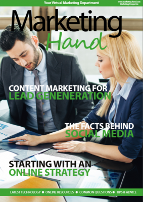 Marketing Hand Magazine